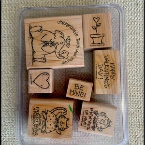 Stampin' Up Have a Heart Stamp Set